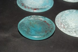 Recycled Glass Pot Melt Tests